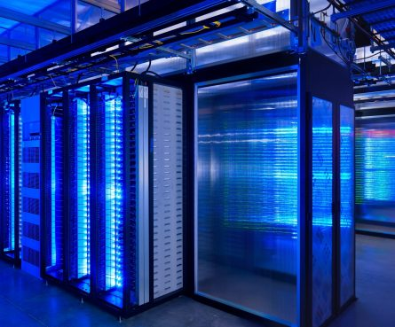 Cloud-based Data Center