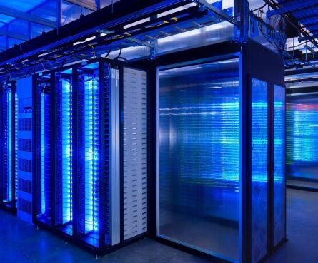 Cloud-based Data Center