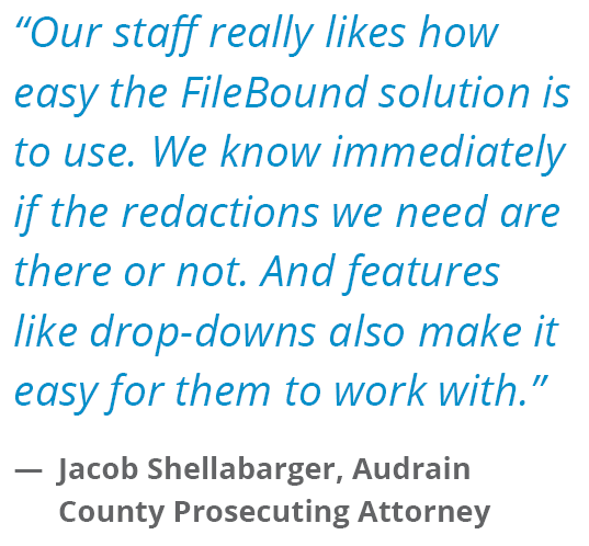 FileBound Government Testimonial