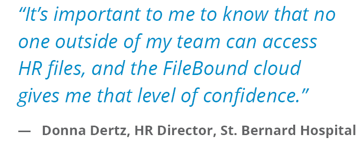 FileBound Health Quote